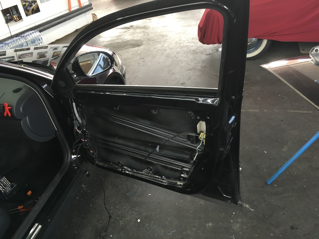 Fensterheber VW Passat ersetzen