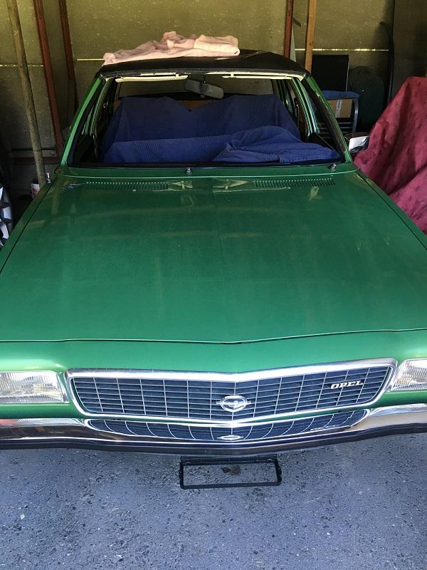 Opel Commodore 1977
